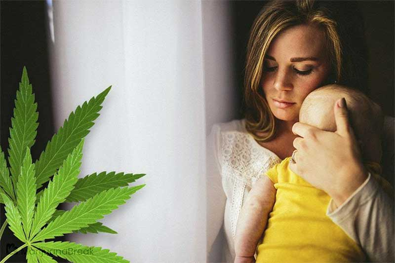 postpartum depression and medical marijuana miami