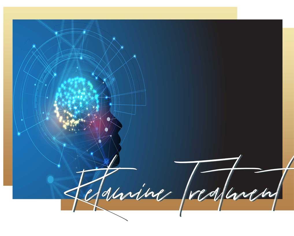 ketamine treatments effect on the brain